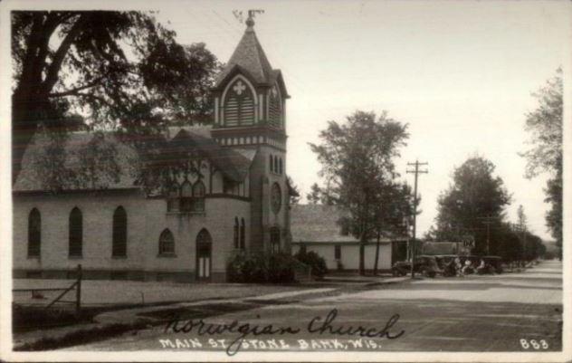 Historic St John's Church Stone Bank