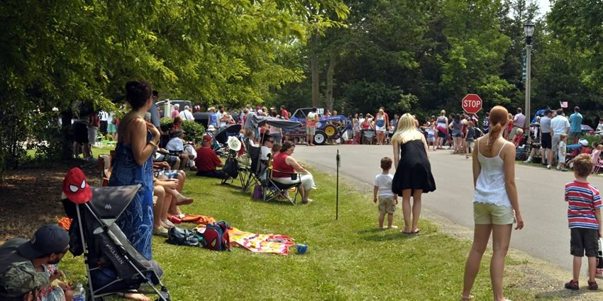 Stone Bank 4th of July Parade Status – Wait Until 2021!
