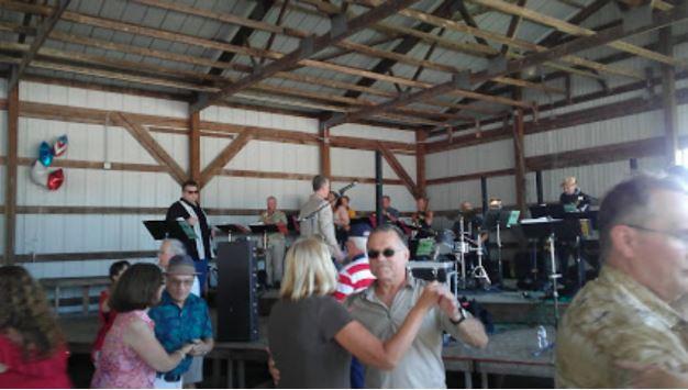 Stone Bank Community Park dancing